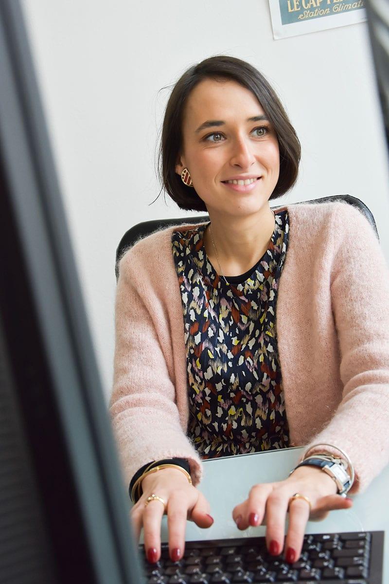 Formatrice en droit du travail et conseil juridique aux entreprise à Bordeaux