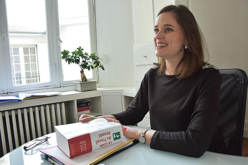 Avocate expert en négocitation d'accords en entreprise à Bordeaux
