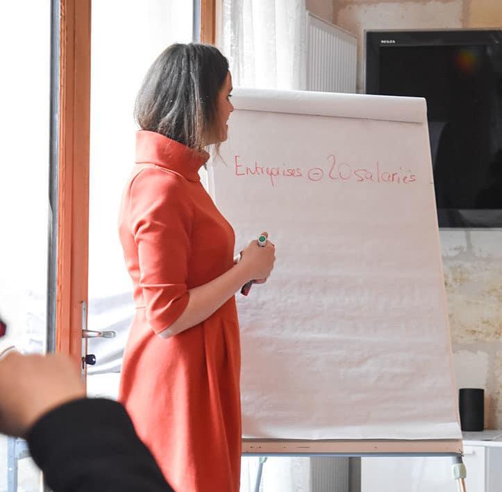 Formation en gestion d'administration pour entreprise à Bordeaux
