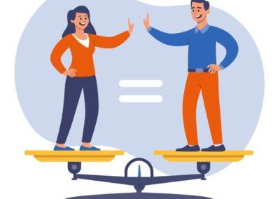 Organiser l'égalité Homme/Femme en entreprise