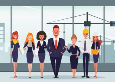 Comment optimiser la gestion administrative des RH – secteur BTP