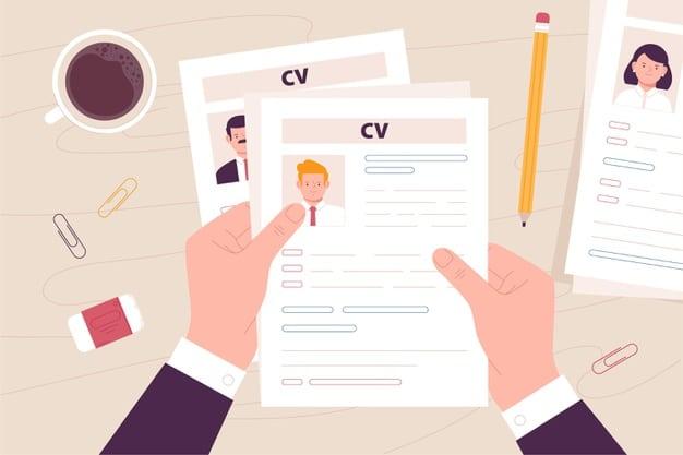 embauche - cv