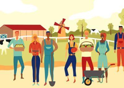 Droit du travail et management secteur agricole/viticole