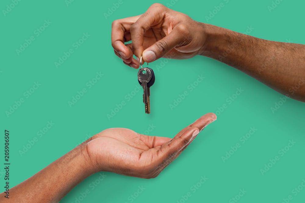 passation de clés